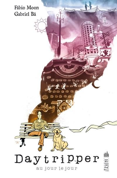 Daytripper, une traduction de comics signée Benjamin Rivière