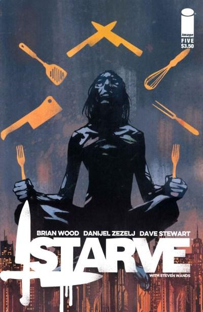 Starve, une traduction de comics signée Benjamin Rivière