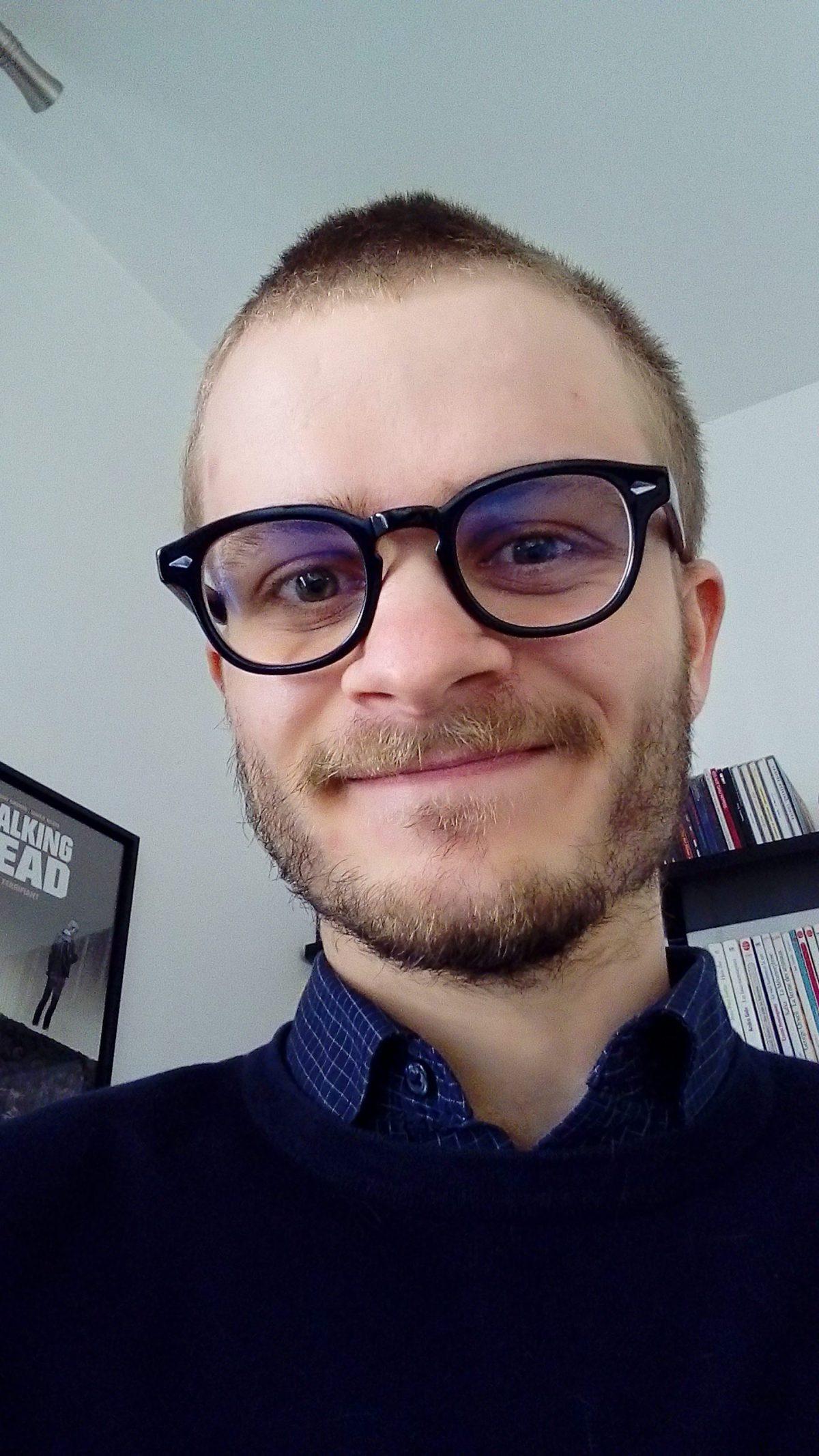 Gautier Lucas, traducteur et relecteur de webtoons chez MAKMA