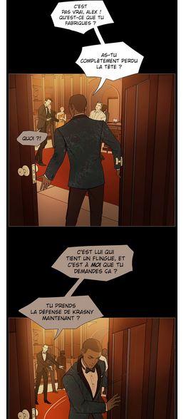 Webtoon Red King VF