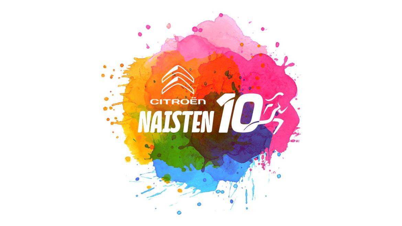 Naisten Kymppi logo, Mainostoimisto MAK Media, Forssa