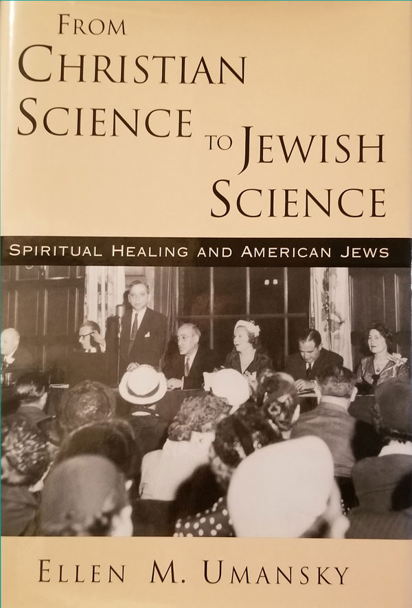 From Christian Science to Jewish Science book jacket