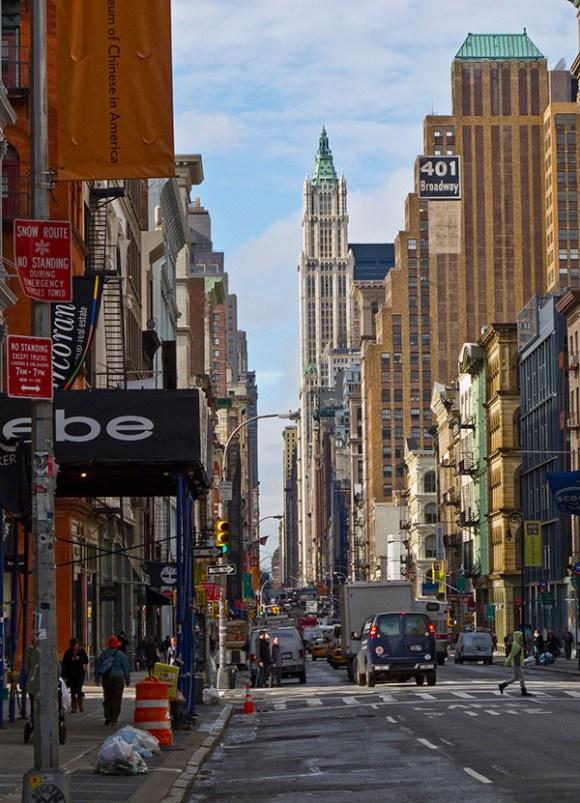 Soho, NY