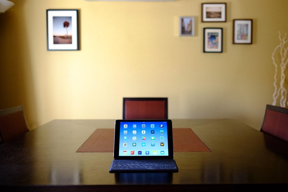 Tres meses con un iPad como ordenador