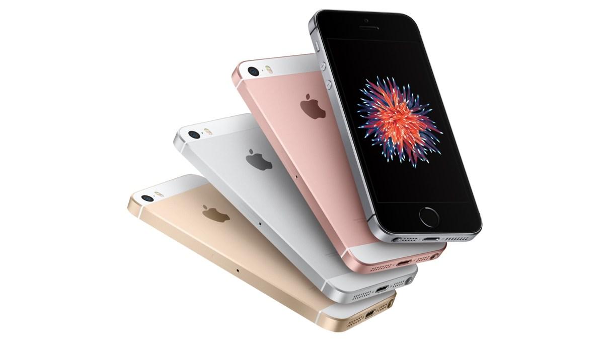 ¿Debo comprar un iPhone SE?