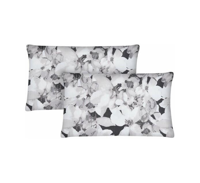 sheraton winter standard pillow cases 2 pack blossom