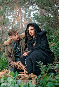 Wonder Woman (2017)Chris Pine and Gal Gadot