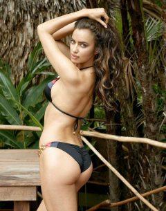 Irina Shayk Sports Illustrated Swimsuit 2014 15 - Irina Shayk (irina Şeyklislamova)