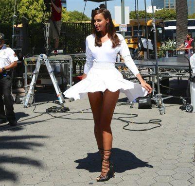 irina shayk televizyon yeni foto 5 - Irina Shayk (irina Şeyklislamova)