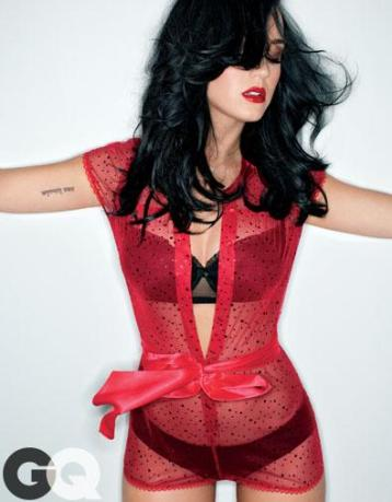 katy perry gq dergisi kapak