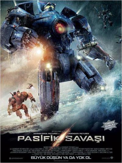 pasifik-savasi-film-izle-onerisi- Pasifik Savaşı -  Pacific Rim | Film İzle Önerisi