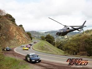 339386xcitefun nfs movie wallpaper1 - Need for Speed: Hız Tutkusu   Film İzle Önerisi
