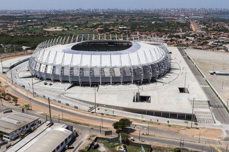 Fortaleza_Arena 2014 FIFA Dünya Kupası Brezilya