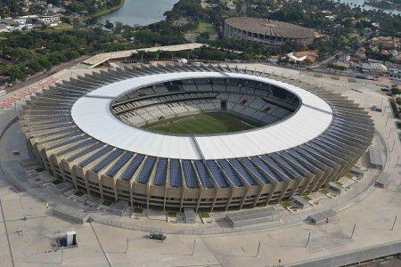 Novo_mineirão_aérea 2014 FIFA Dünya Kupası Brezilya
