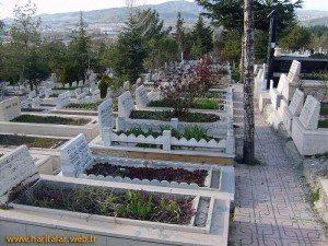 4 Mezarlara neden çiçek dikilir?