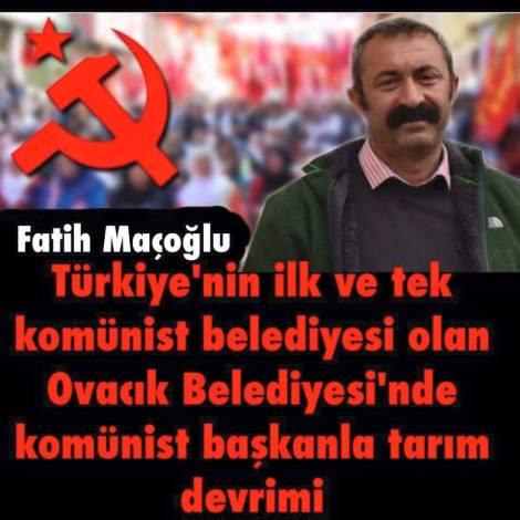 Fatih-Macaoglu-ilk-komunist-belediye-baskani Türkiye'nin İlk Komünist Belediye başkanından,Tarım Devrimi!