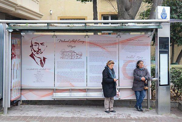 iett-vefa-duragi-mehmet-akif-ersoy-fatih İETT,Türkiye'nin değerlerine