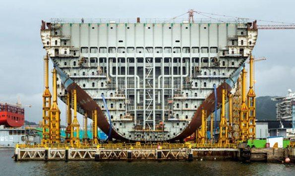 dunyanin-en-buyuk-kargo-gemisi-1 Şimdiye Kadar ki en büyük kargo gemisi