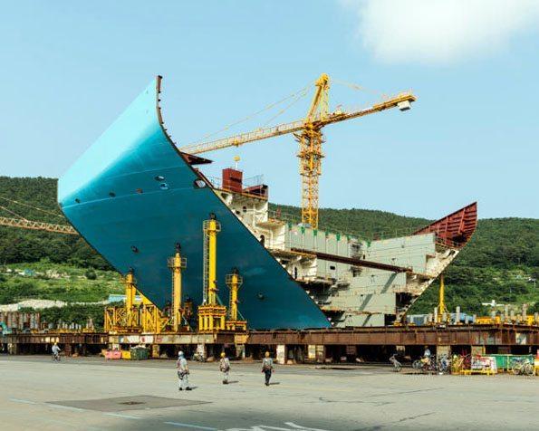 dunyanin-en-buyuk-kargo-gemisi-4 Şimdiye Kadar ki en büyük kargo gemisi