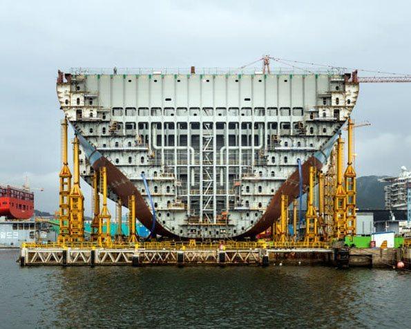 dunyanin-en-buyuk-kargo-gemisi-5 Şimdiye Kadar ki en büyük kargo gemisi