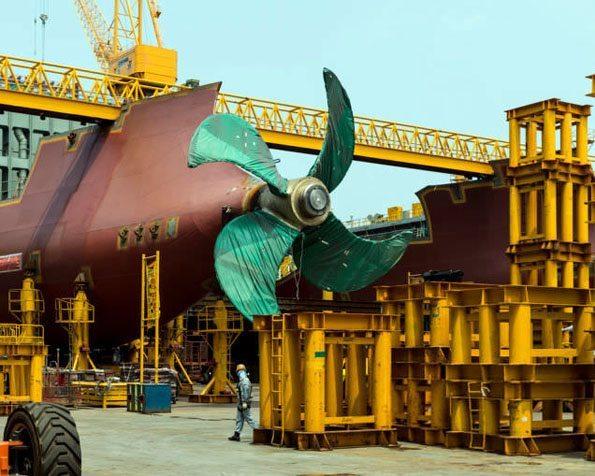 dunyanin-en-buyuk-kargo-gemisi-9 Şimdiye Kadar ki en büyük kargo gemisi