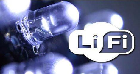 lifi-internet Li-Fi Hakkında Bilgi!