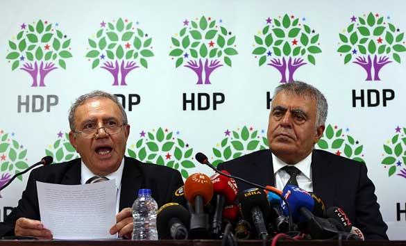 22-Eylül---HDP'li-Bakanlar-Seçim-Hükümetinden-İstifa-Etti 2015'te Türkiye'de Yaşanan Olaylar
