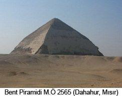 Bent_piramidi Mısır Piramitlerinin Sırrı Nedir?
