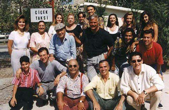 cicek-taksi-dizisi 90'ların Unutulmayan Türk Dizileri