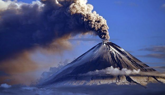 volkan-nedir Dünyadaki En Ünlü Volkanlar