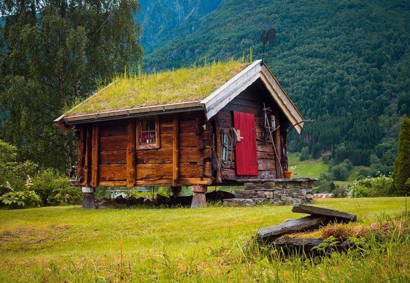 Jølster,-Norveç Çatısında Doğa Barındıran Evlerin Diyarı!