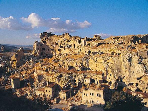 cavusin-kapadokya-gezi-rehber Kapadokya'da Gezilecek En Güzel 10 Yer