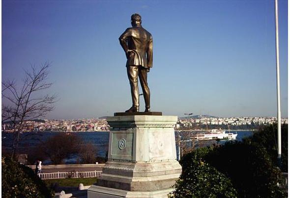 -heykel- Ülkemizdeki İlkler