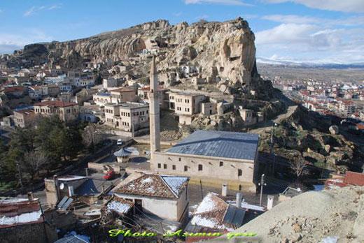 mustafa-pasa-kapadokya-gezi Kapadokya'da Gezilecek En Güzel 10 Yer