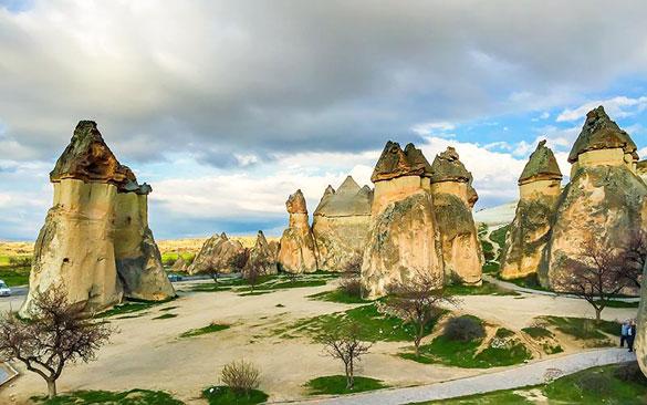pasabag-vadisi-kapadokya Kapadokya'da Gezilecek En Güzel 10 Yer