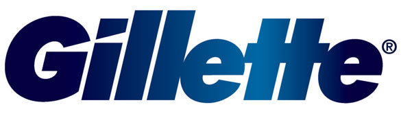 gillette_logo_blue Dünyaca Ünlü Markaların Sırları !