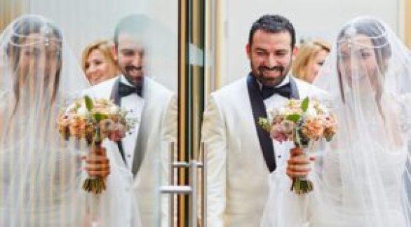 BURCU KARA - FIRAT PARLAK 2016 Yılında Evlenen Ünlüler