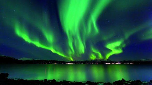 Auroralar (Ruhların Dansı) Nasıl Oluşur? (Videolu)