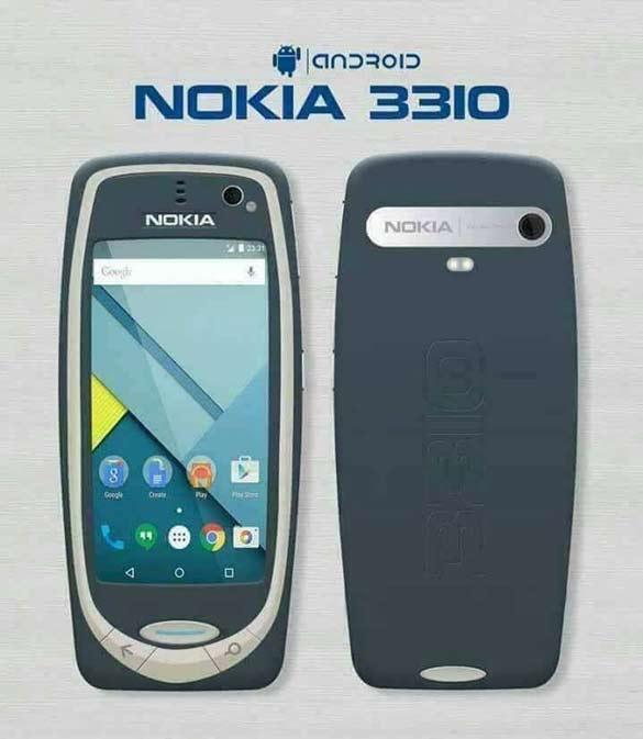 Efsane Cep Telefonu Nokia 3310 İçin Yapılmış 12 Caps