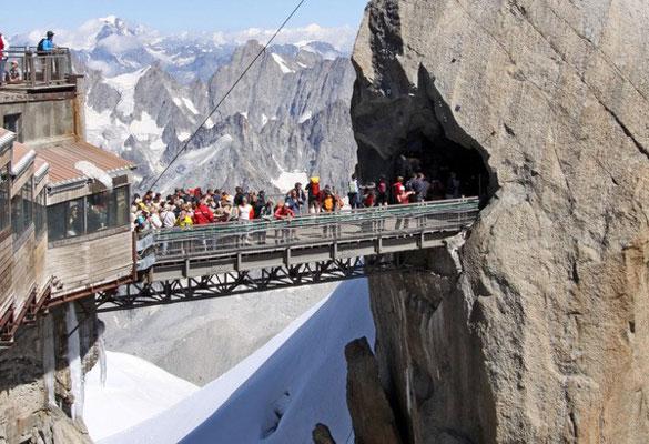 Yükseklik Korkusu Olanların Uzak Durması Gereken Yerler