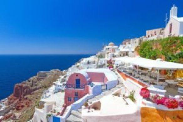 Santorini'de Yapılması Gereken 5 Şey