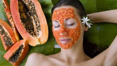 papaya-maskesi