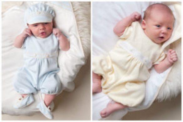 Yeni Doğan Bebekler İçin Alınacak Kıyafetler