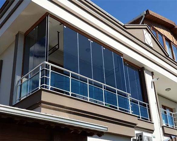 cam balkon - Cam Balkon ile Evinizi Genişletin