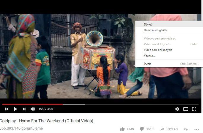 YouTube'da Otomatik Video Tekrarı (Replay) Nasıl Yapılır?