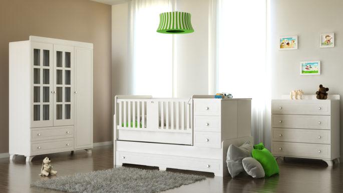 Bebek Odası Dekorasyonu İçin Öneriler
