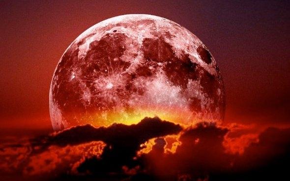Süper Kanlı Mavi Ay Tutulması Nedir? Ne Zaman Gerçekleşecek?