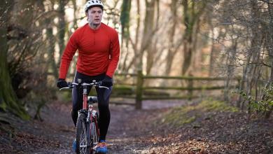 kisin bisiklet surmek 2 - Kış Aylarında Bisiklet Sürerken Dikkat Edilmesi Gerekenler
