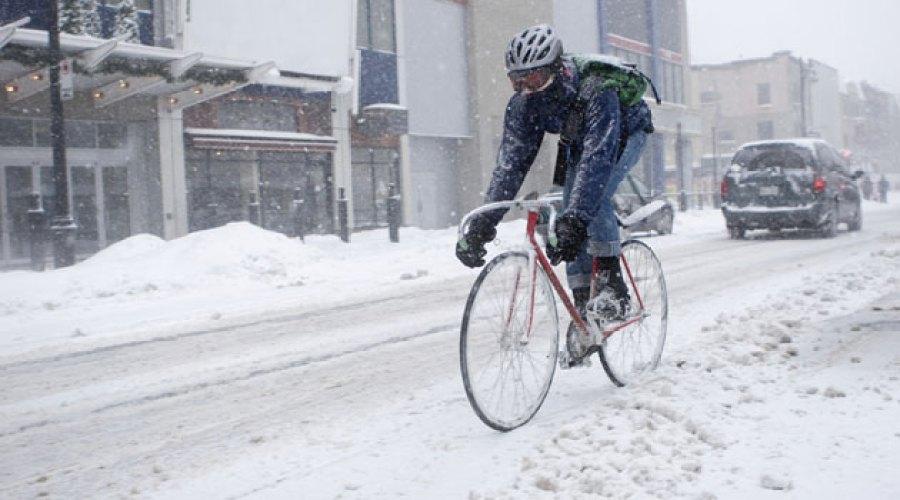 Kış Aylarında Bisiklet Sürerken Dikkat Edilmesi Gerekenler