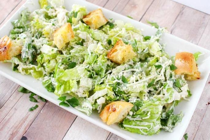 sezar salata 1 685x456 - Sezar Salata Tarifi